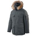 Sivera - Мужская удлинённая пуховая куртка Веглас 2.0