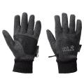 Jack Wolfskin — Ветронепроницаемые перчатки Knitted Stormlock