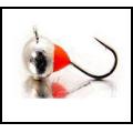 Lucky John - Мормышка практичная набор 5 штук Шар с петелькой и эпоксидной каплей 030 мм