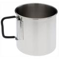 Edelrid - Стальная кружка Clip Mug 0.5L
