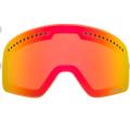 Dragon Alliance - Сменная линза для горнолыжной маски NFX Rpl Lens (Red Ionized)