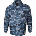 Сплав - Технологичная куртка Дельта камуфлированная