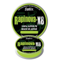 Sufix - Леска с защитным покрытием Rapinova-X8 150м