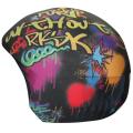 Coolcasc - Защита на шлем всесезонная 139 Graffiti