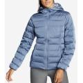 Eddie Bauer - Куртка-пуховик для девушек CirrusLite Down Hooded Jacket