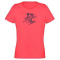 Norrona - Легкая женская футболка 29 Cotton Heritage T-Shirt