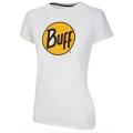 Buff - Футболка с логотипом Brand Collection Erta W-T-Shirt White