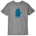 Patagonia - Классическая футболка Live Simply Home Organic T-Shirt