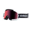 Shred - Маска сноубордическая Monocle Bigshow Black-white CBL/Blast ND