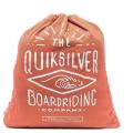 Quiksilver - Вместительный мешок для обуви Acai Cotton Burnt Sienna 5