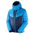 Salomon - Пуховая куртка для зимы Haloes Down Hoodie M