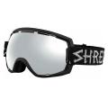 Shred - Маска с широким обзором Stupefy Moonscape Platinum