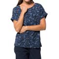 Jack Wolfskin - Женская футболка Hibiscus Flower T W