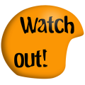 Coolcasc - Защита на шлем яркая FD54 Foggy Watch Out