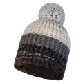 Buff - Шапка женская утепленная Knitted & Polar Hat Alina Grey