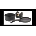 Ferrino - Прочный походный набор посуды Popote Mini With Stove