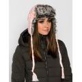 Roxy - Зимняя шапка-ушанка зимняя Al Peru