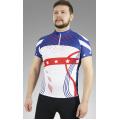 Cross sport - Обтягивающая велофутболка Фвм-003