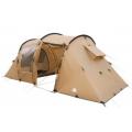 Trek Planet - Палатка двухкомнатная Omaha Twin 4