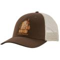 Patagonia - Шестипанельная бейсболка Live Simply Home Lopro Trucker Hat