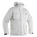8848 Altitude - Зимняя мужская белая куртка Bruson