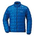 Montbell - Куртка-пуховик современная Plasma 1000 Down