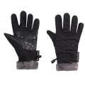 Jack Wolfskin - Перчатки теплые softshell highloft glove kids