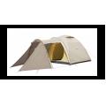 Vaude - Вместительная шестиместная палатка Campo Casa XT 5 P