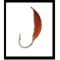 Salmo - Мормышка популярная упаковка 5 штук Lucky John Банан с петел. 030 мм