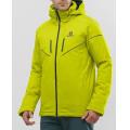 Salomon - Мембранная утепленная куртка Stormrace JKT M