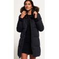 Superdry - Утепленное пальто Cocoon Parka