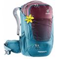 Deuter - Велорюкзак для девушек Trans Alpine Pro 26 SL