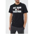 Nike - Мужская удобная футболка M NK Dry Tee Shot Together