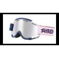 Shred - Маска для сноуборда надежная Nastify Le Pintu Platinum