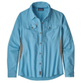 Patagonia - Женская комфортная рубашка L/S Sol Patrol Shirt