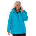 Whsroma - Куртка зимняя полуприталенная
