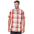 Jack Wolfskin — Рубашка с коротким рукавом для мужчин Fairford Shirt Men