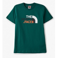 The North Face - Футболка хлопковая детская Y S/S Easy Tee
