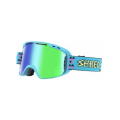 Shred - Маска с хорошей вентиляцией Amazify Tritris CBL/Plasma