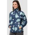 Jack Wolfskin - Теплая куртка с принтом Helium high print w