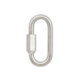 Венто — Карабин Рапид стальной овальный 6мм  Вспомогательный 6