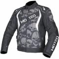 Moteq - Практичная текстильная куртка Skull