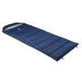 FHM - Комфортный спальный мешок с левой молнией Galaxy (комфорт +5)