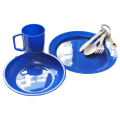Tramp - Комплект посуды пластиковый на 1 персону