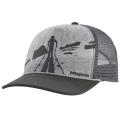 Patagonia - Кепка с принтом Breaking Trail Interstate Hat