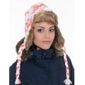 Roxy - Утепленная шапка с мехом SNOW WALK
