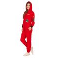 HadyWear - Комбинезон для женщин Красный