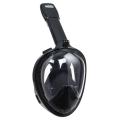Lucky Mask - Маска-шлем для плавания M2098G