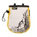 Singing Rock - Мешочек для магнезии удобный Chalk Bag Comic