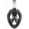 Tusa - Маска для сноркелинга Sport Black Series UM8001